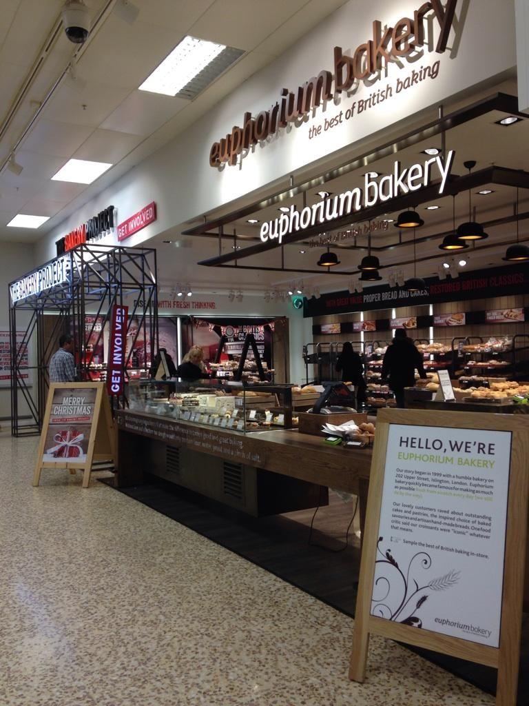 Tesco Extra Surrey Quays Tesco extra, Supermarket, Surrey
