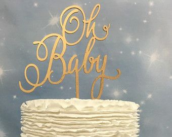 Baby Shower Cake Toppers ~ Wedding decorations cake toppers table by psweddingsandevents