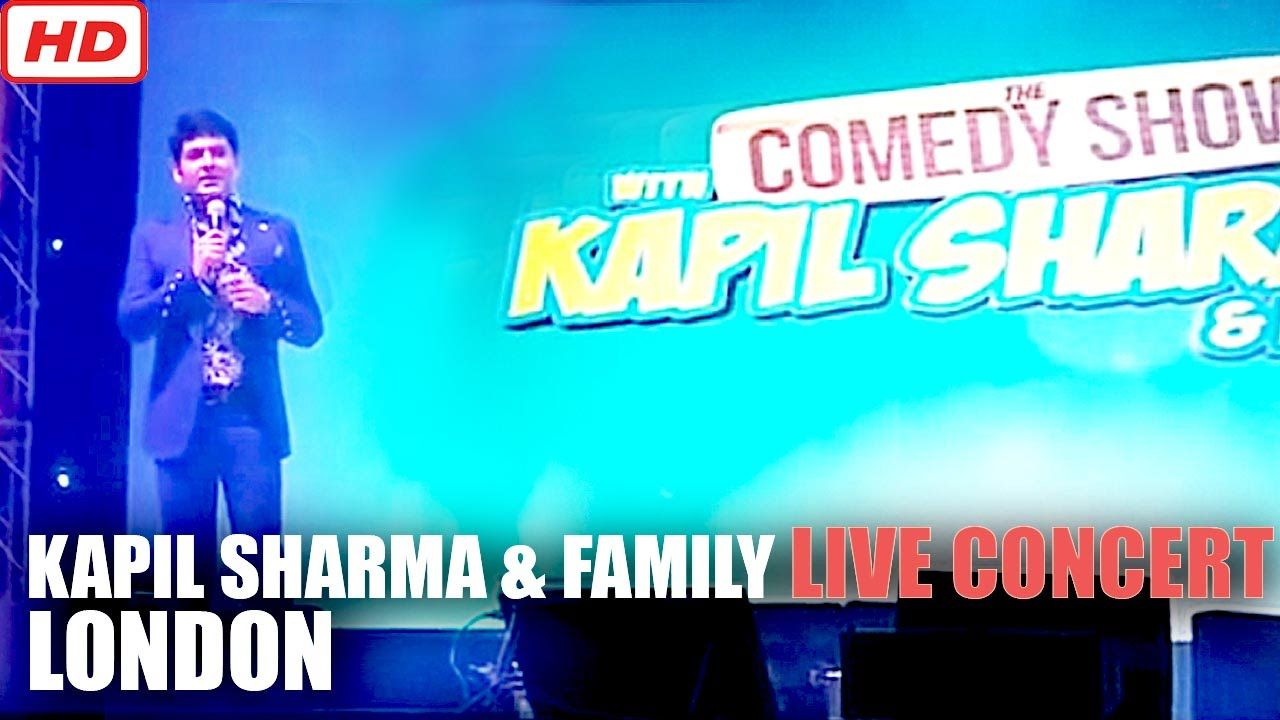 The Kapil Sharma Show-London 20 August 2016   Live Concert   The