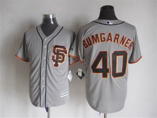 Men's San Francisco Giants #55 Tim Lincecum Gray With Camo Jersey