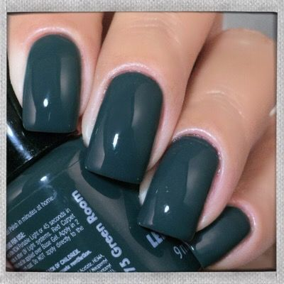 519fc59024f7 Red Carpet Manicure (RCM) - Green Room (deep green