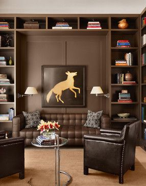 Men S Office Design Pictures Remodel Decor And Ideas Page 4