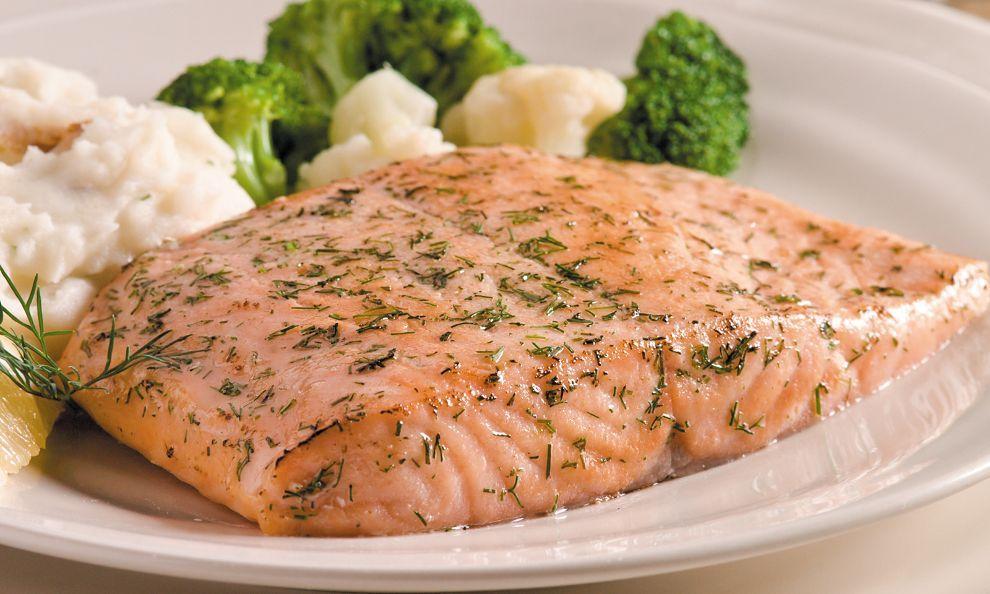 4 6 oz lemon dill salmon fillets dill salmon omaha