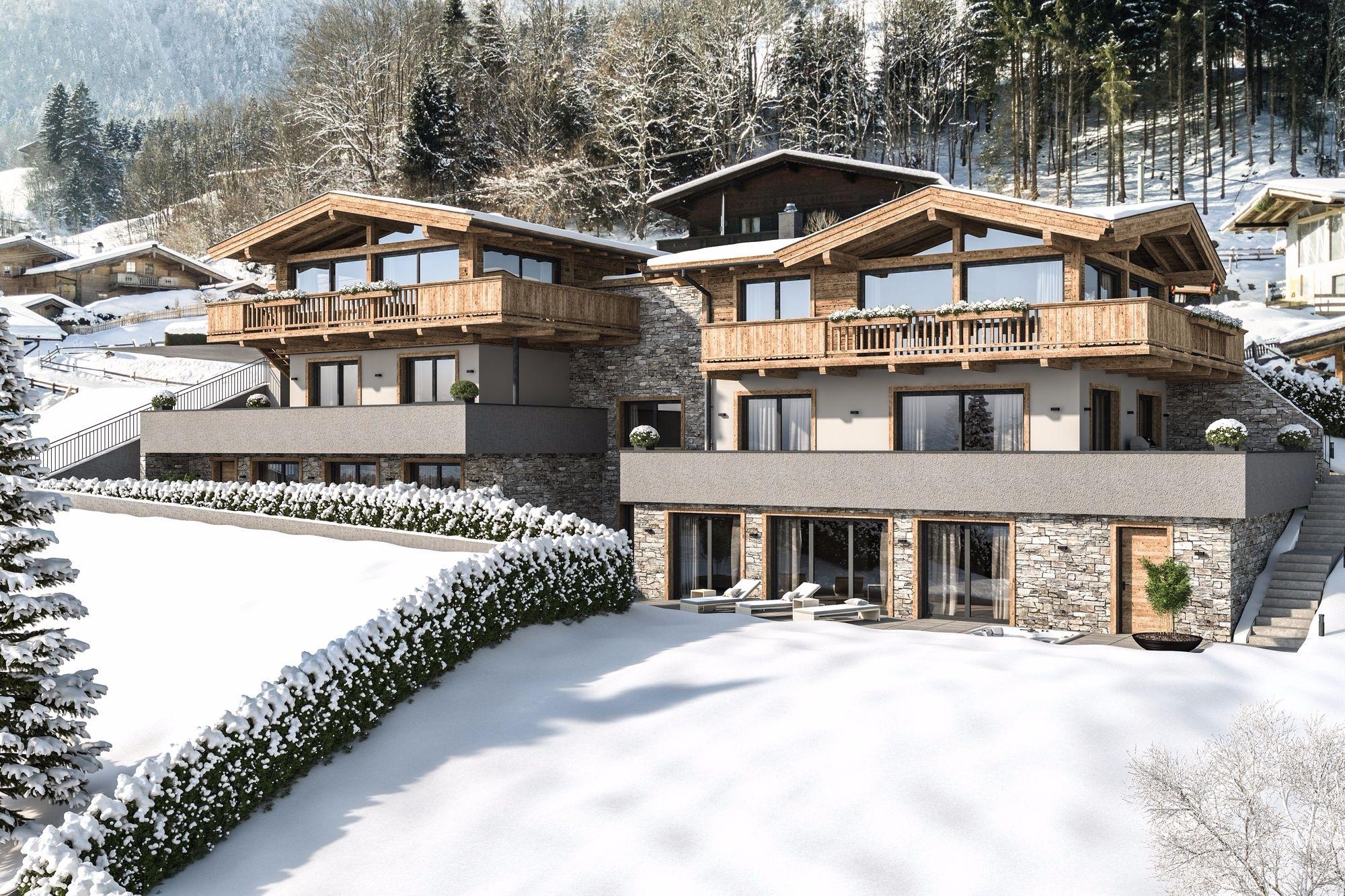 Designchalet Rettenstein  Kirchberg In Tirol  Immobilien Kitzb Hel