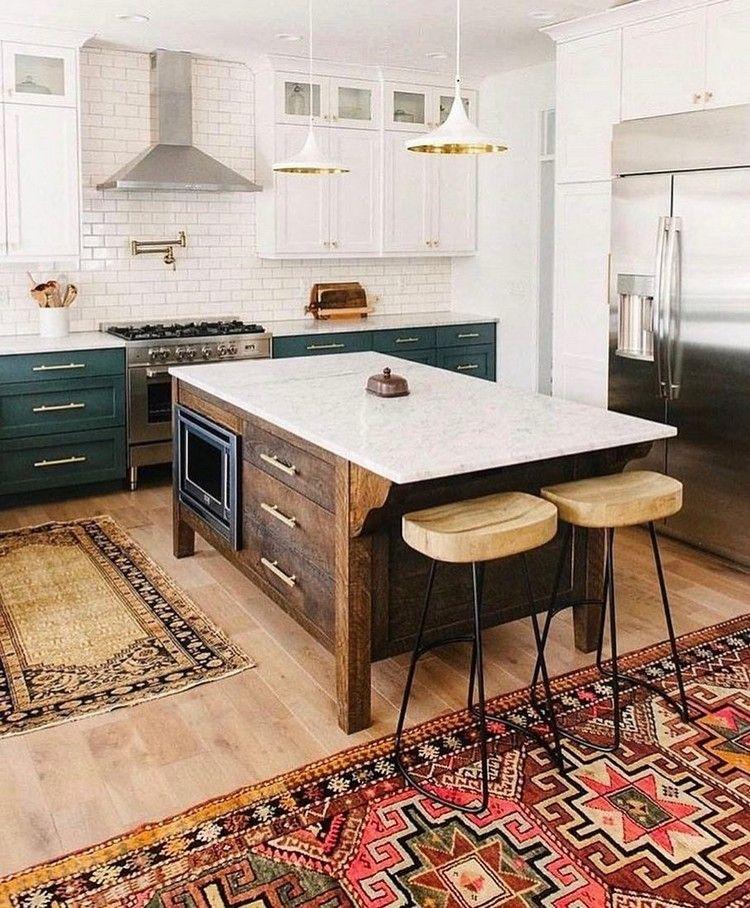 Best Bohemian Style Kitchens Design Ideas Bohemian Style 400 x 300