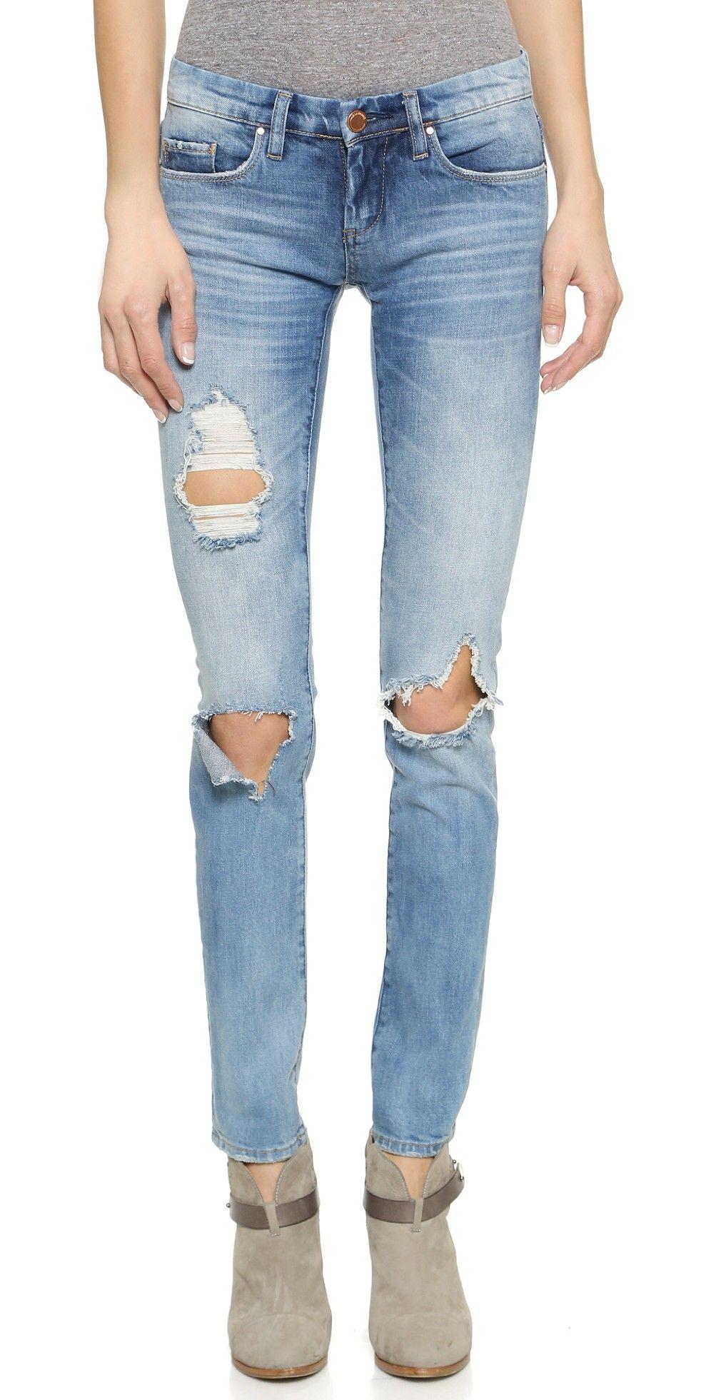2e044c44e677 Distressed Skinny Jeans | Stylish @me | Distressed skinny jeans ...