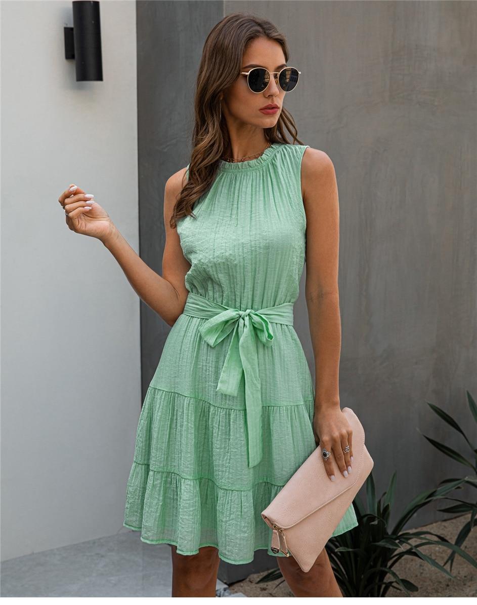 Daytime Dreamer Casual Sleeveless Dress Bohemian Outsider Dresses Sleeveless Dresses Casual Summer Dresses [ 1194 x 943 Pixel ]