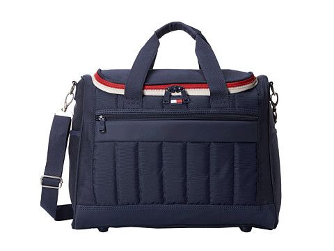 "TOMMY HILFIGER 17"" Sport Duffel. #tommyhilfiger #bags #shoulder bags #hand bags #nylon #"