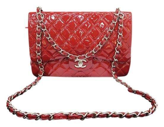 3289c8b4f4a3 Chanel Classic Jumbo Double Flap Shoulder Bag. Get one of the hottest  styles of the