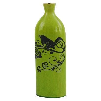 Bird Bottle Vase - 16