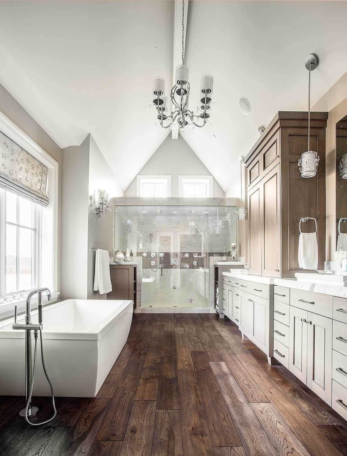 Plan 18295BE: Exclusive Luxury Craftsman with No Detail Spared ...