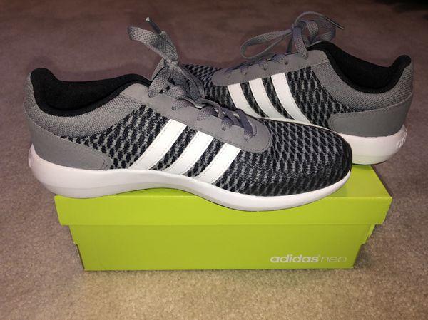 Adidas Neo Cloudfoam Qt Racer Women S Running Shoe Sepatu
