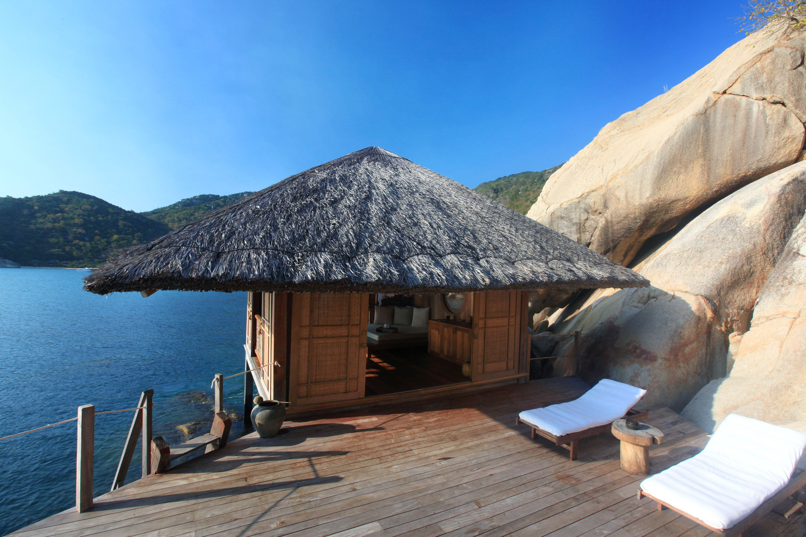 top 10 bungalows