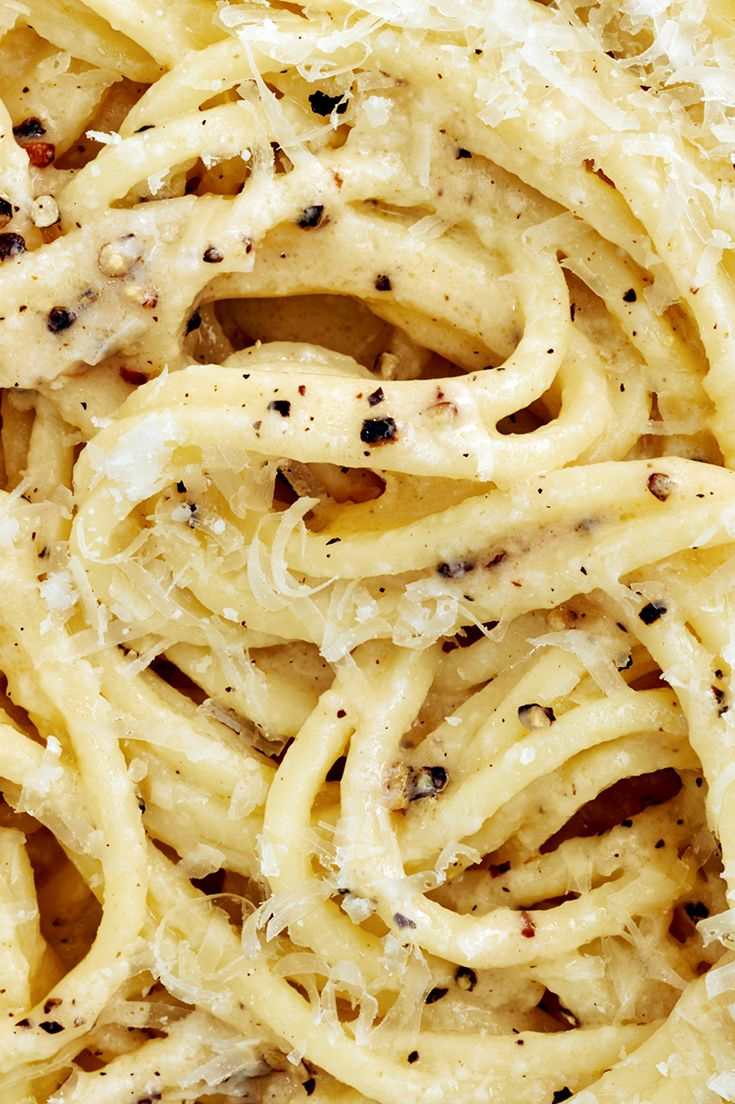 It is among the most basic, simplest pastas there is, and suddenly trendy to boot. Why? Because when made right, it is incredible. (Photo: Grant Cornett for The New York Times)