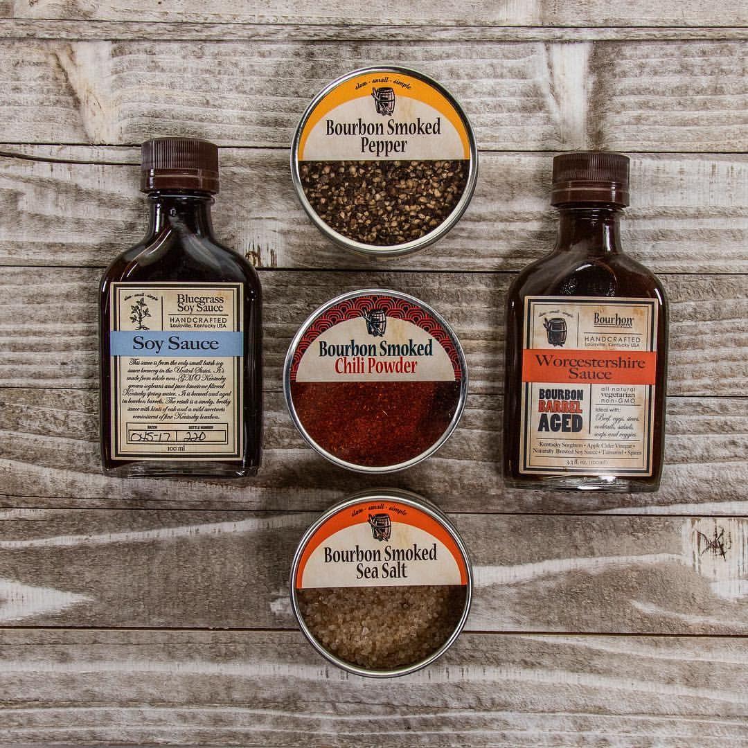 bourbon barrel foods recipes