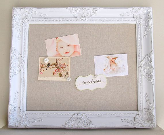 magnet board shabby chic nursery vintage wedding french country