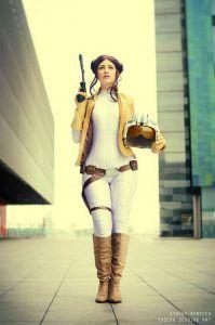Prinzessin Leia Kostum Selber Machen Karneval Cosplay Costumes
