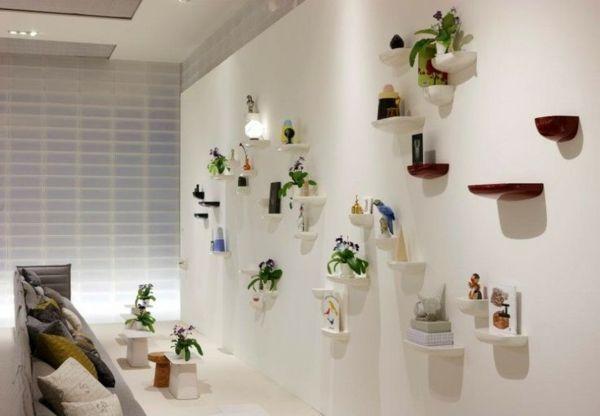 design : deko wohnzimmer regal ~ inspirierende bilder von ...