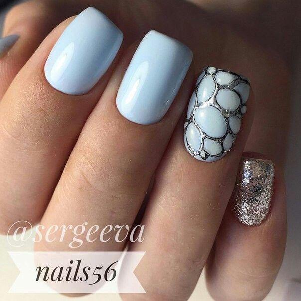 Pin de Bee Chic en Nails | Pinterest | Diseños de uñas y Bellisima