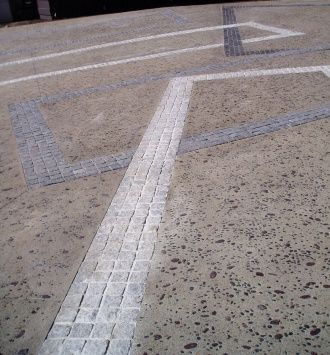 Emu Granite Pavers Flooring Outdoor Tiles By Eco Outdoor Outdoor Paving Outdoor Flooring Outdoor Tiles