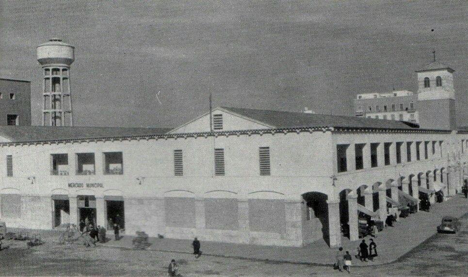 Mercado del cabañal