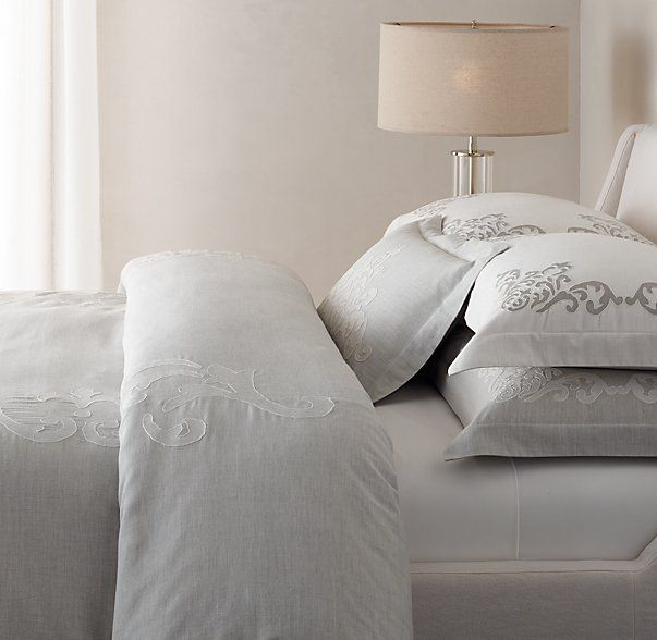 Embroidered Vine Bedding Collection Bedding Collections