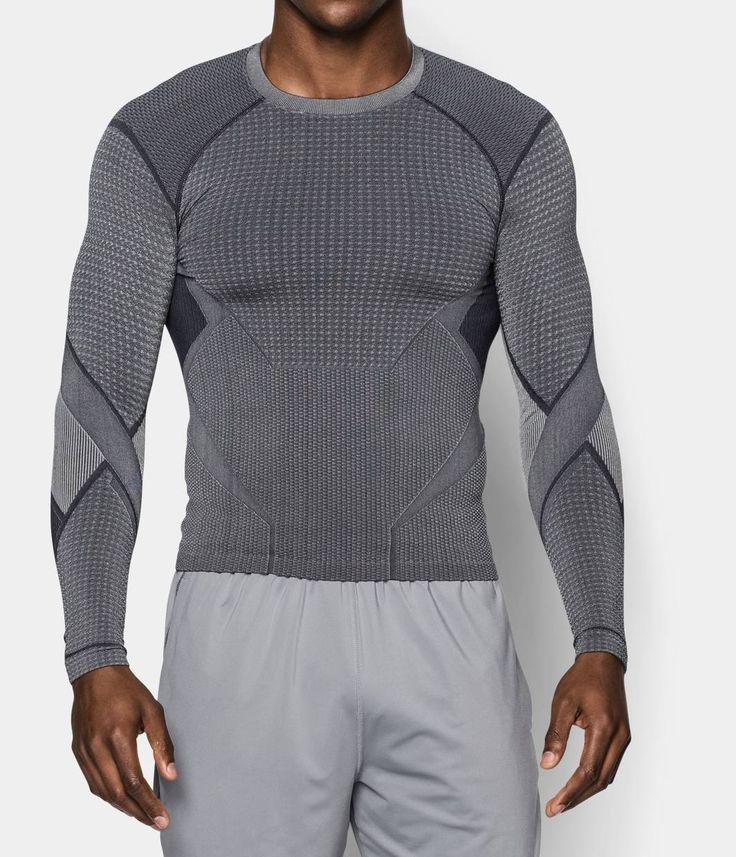 Compression shirt under dress shirt
