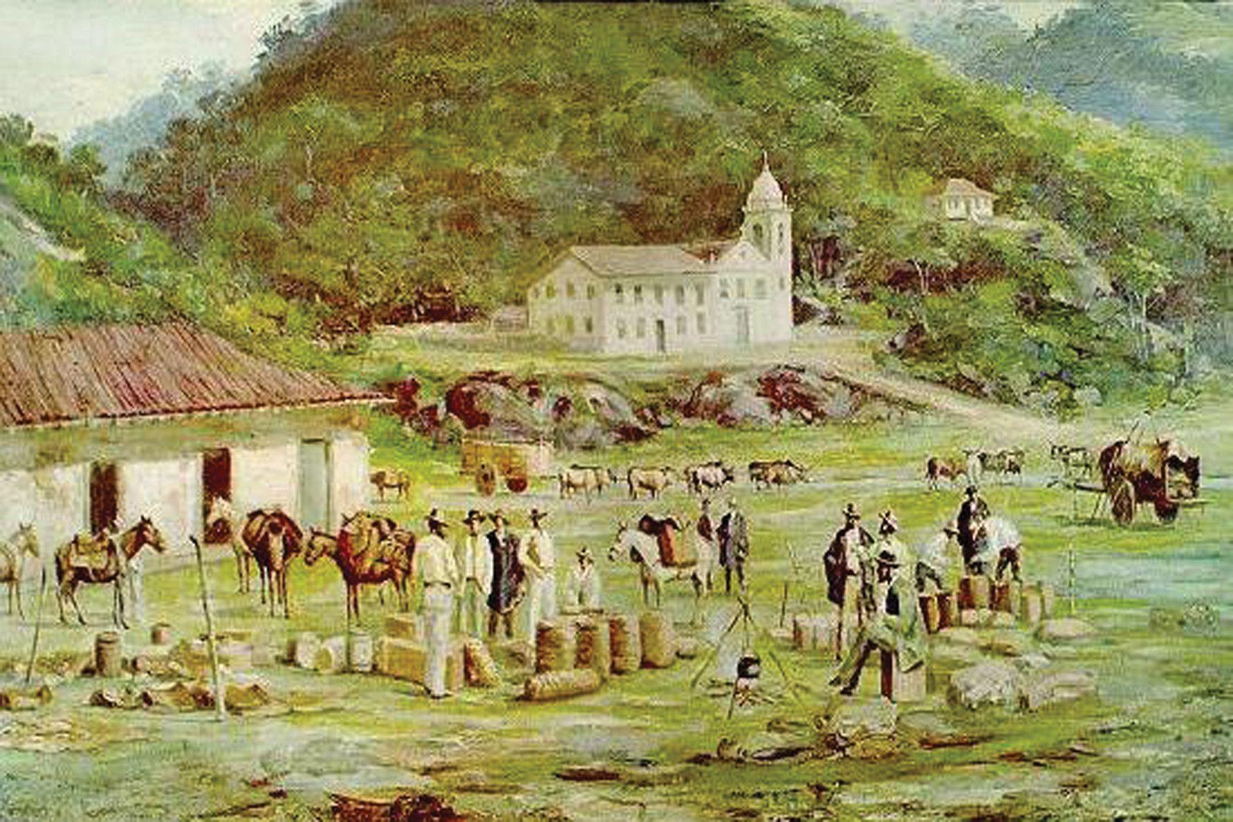 Mato Grosso do Sul - Conheça seu Estado (História e Geografia): 18 - A herança dos bandeirantes