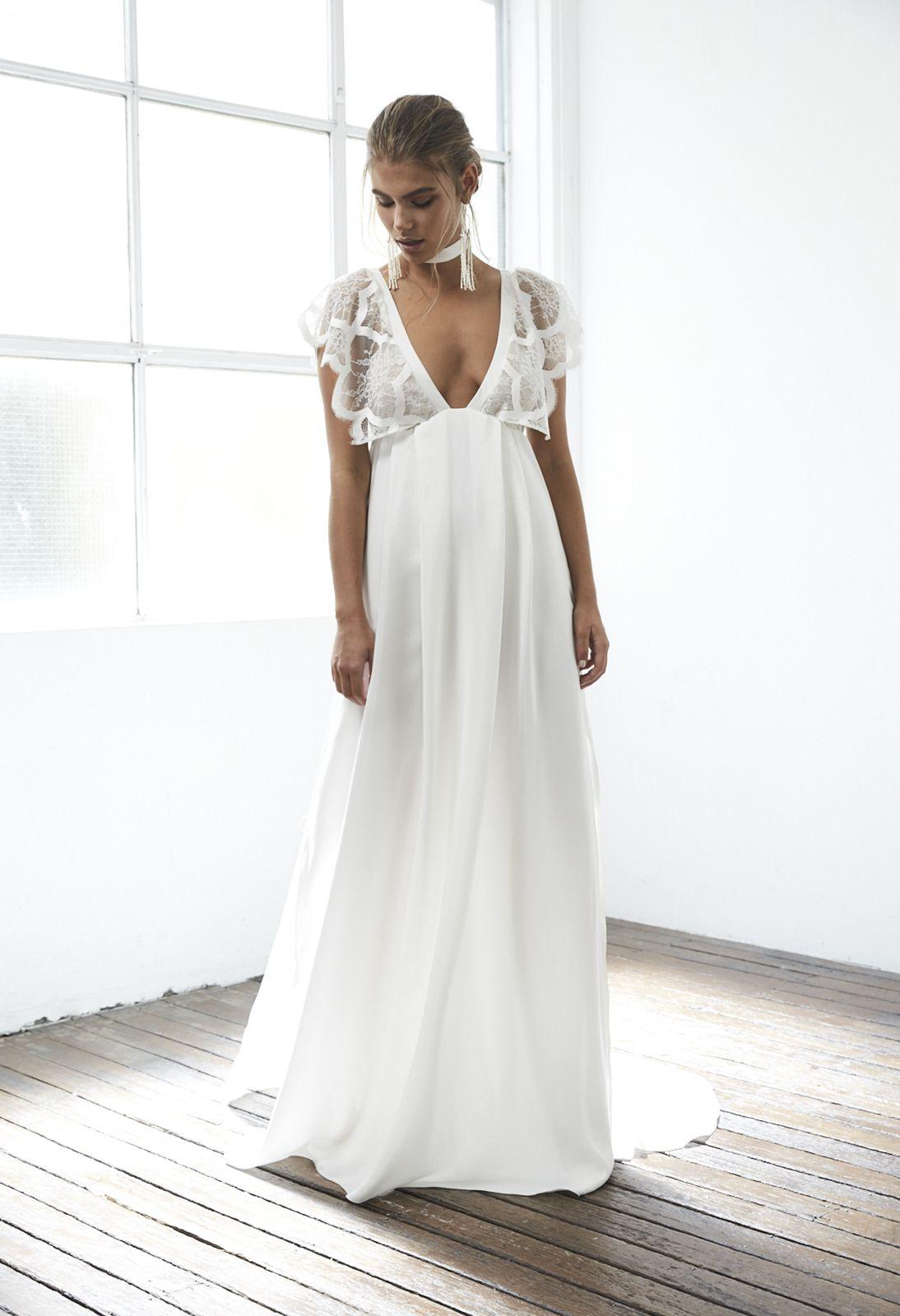 Grace Loves Lace Robes De Mariée Collection Blanc A Découvrir Sur Le Blog Mariage Www Lamarieeauxpiedsnus