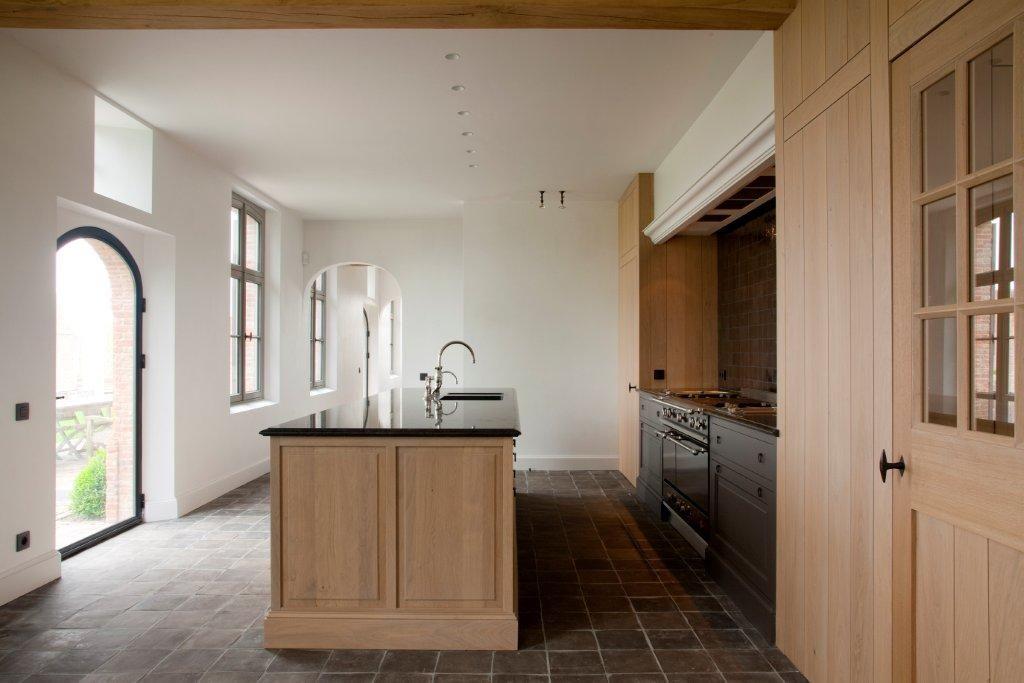 Keuken Interieur Scandinavisch : Het atelier interieur hooglede west vlaanderen project