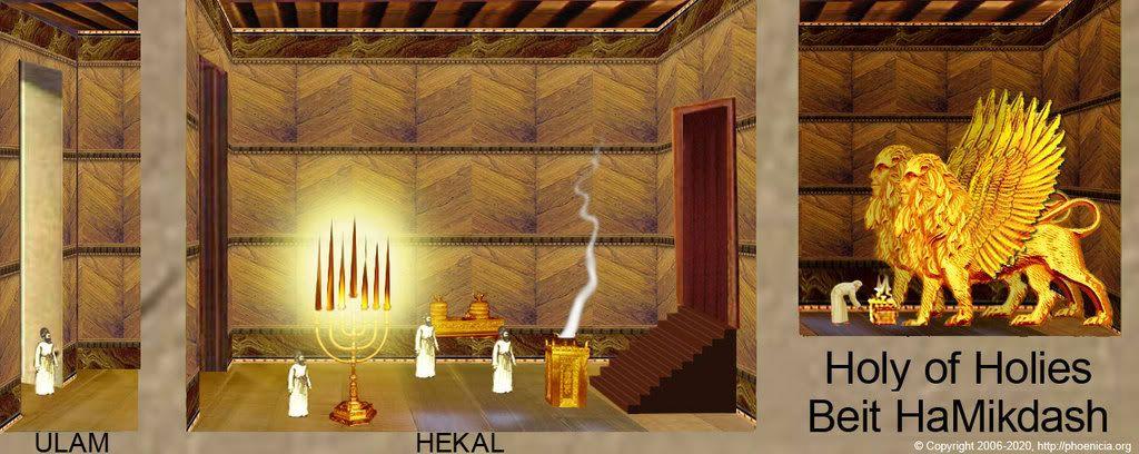 Inside Solomon S Temple Solomons Temple Temple Temple Pictures