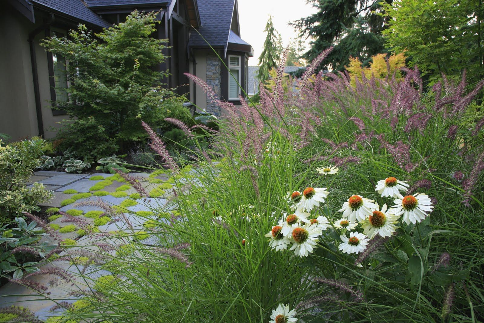 Garden in Qualicum Beach | garden | Pinterest | Gardens and Beaches