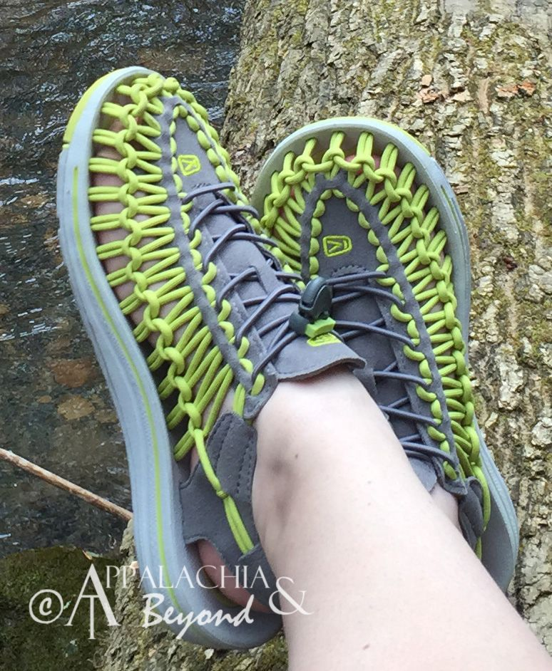 3cb48e7d1f27 Appalachia   Beyond  Be Unique with Keen s UNEEK Open Air Footwear Review
