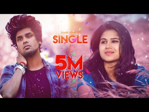 Single Official Music Video 4k Samir Ahmed Fl Preetha Vicky Gramathu Pasanga Youtube Music Videos Single Music