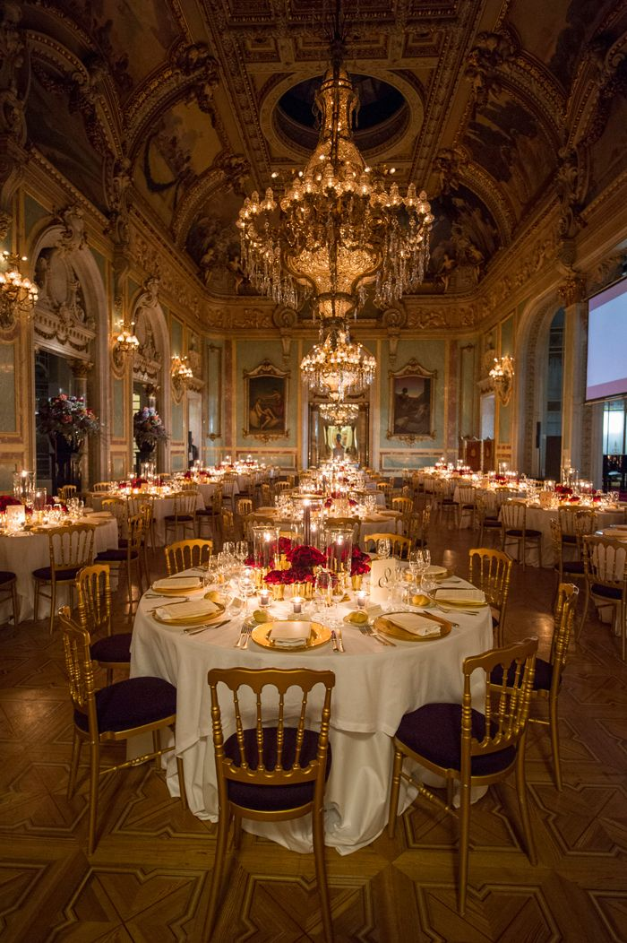 Ralph lauren gala dinner pink pony charity initiative in for International decor outlet corp