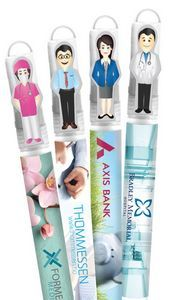 Trade Show Giveaway Character Hand Sanitizer Sprayer Branded