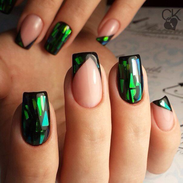 Top 30 Trending Nail Art Designs And Ideas - Page 29 of 38 - Nail Arts  Fashion - Pin By Iren Kos On Маникюр, педикюр Pinterest Makeup