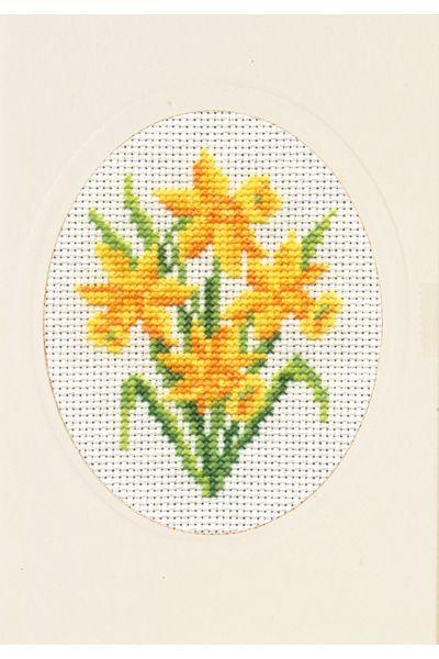 Daffodils! Hent mønster - Permin DK