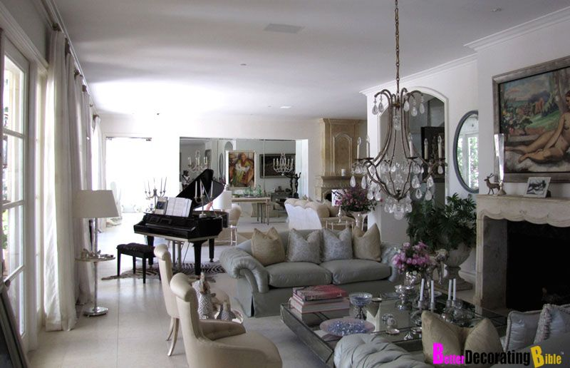 Google Beverly Hills celebrity homes: real house wife lisa vanderpump's beverly hills