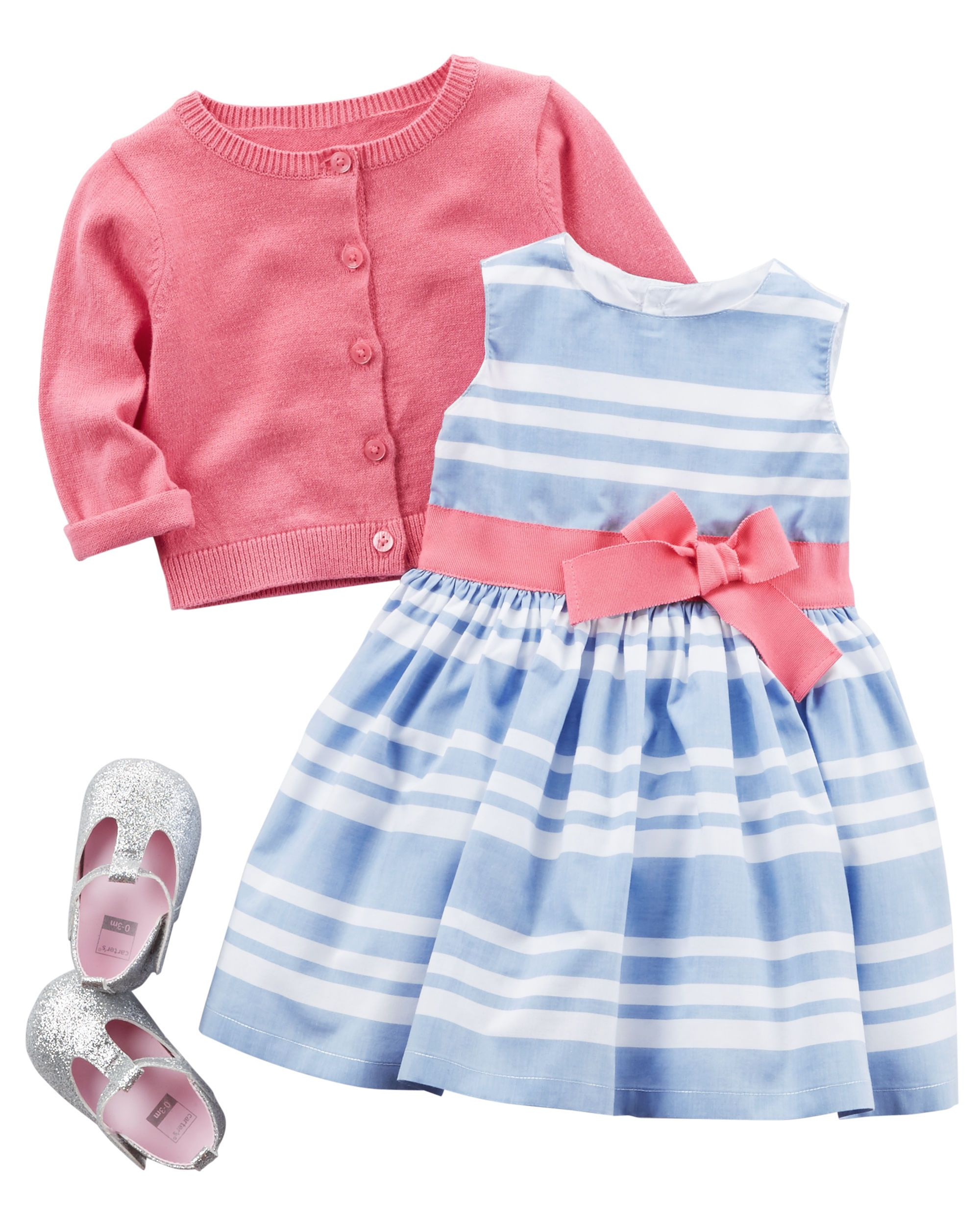 Baby Girl CARDEC11S17 Carters carters Pinterest