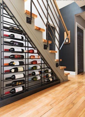 pingl par clara lucas sur perfect home en 2019 cave vin sous escalier et vin. Black Bedroom Furniture Sets. Home Design Ideas