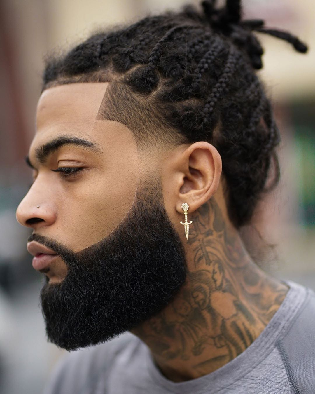25 Fresh Shape Up Haircuts 2020 Edition In 2020 Beard Sculpting Tapered Haircut Braids With Fade