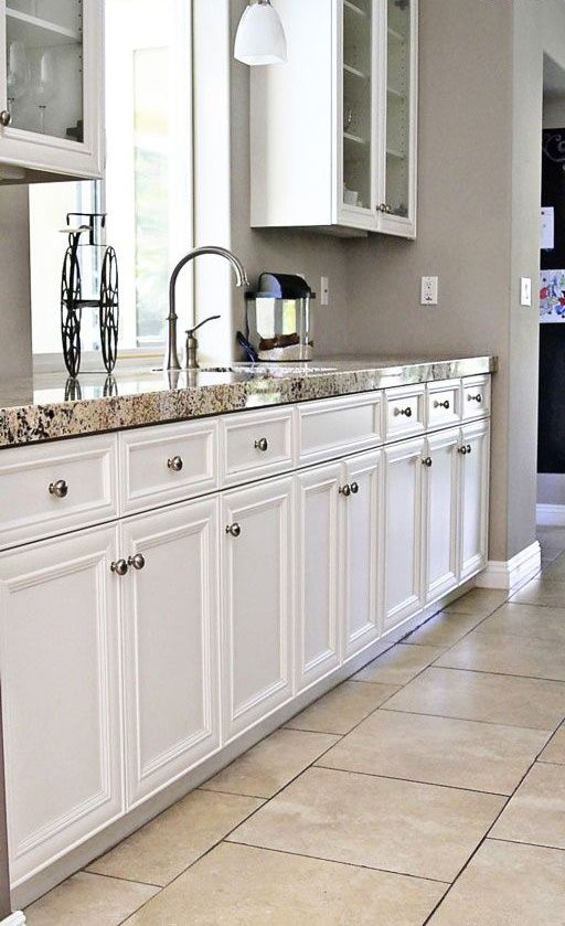 Elegante Formen und flexible Konzepte machen Granitarbeitsplatten - küchen mit granit arbeitsplatten