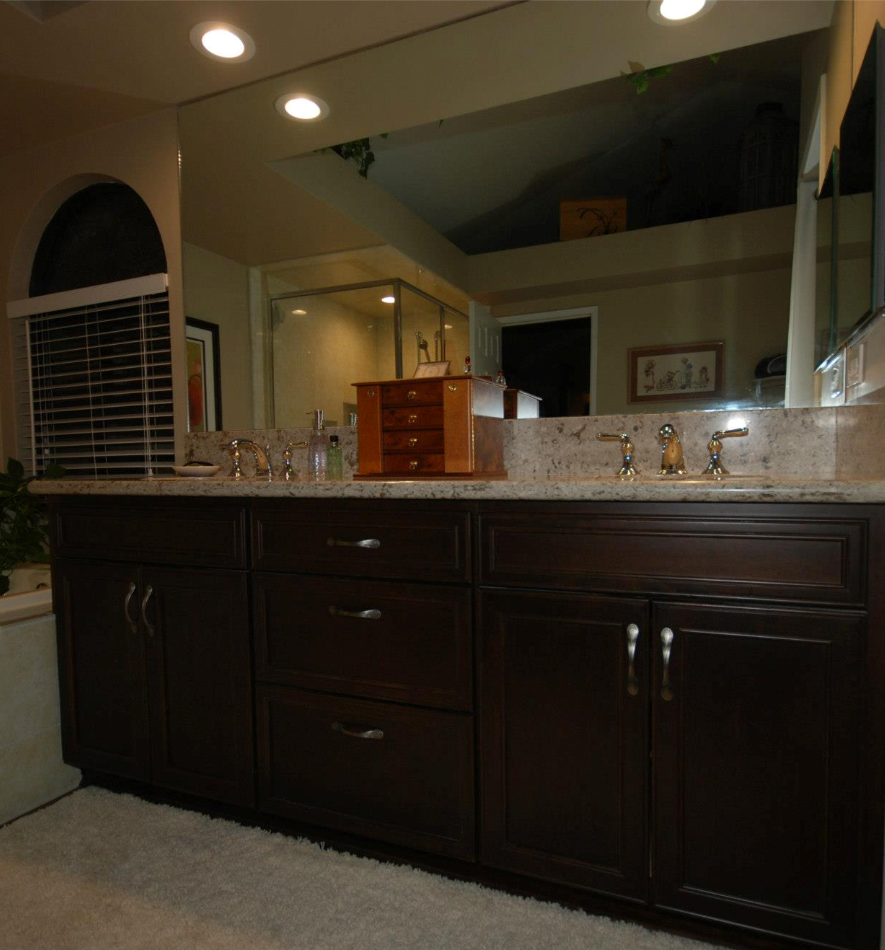 Bakersfield Kitchen And Bathroom Cabinets And Design Blue River Cabinetry And Constructio Kitchen Cabinets In Bathroom Cute Bathroom Ideas Beautiful Bathrooms