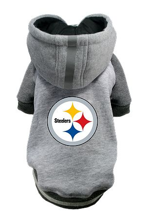 NFL Pittsburgh Steelers Licensed Dog Hoodie - Small - 3X  8cc0e9fa0