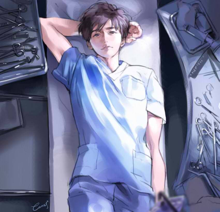 Pin By Hyan Hwalin On Lee Jong Suk Sally Face Game Lee Jong Suk Doctor Stranger Digital Art Girl