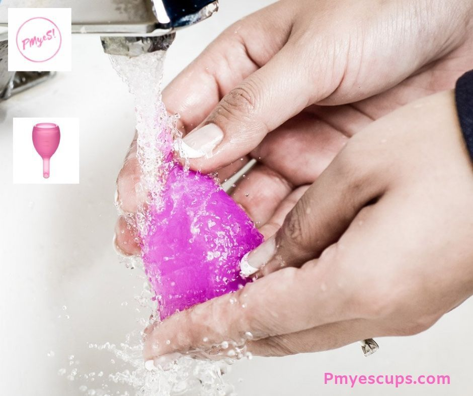 clean Cup Menstrual PmYescups Our menstrual cup is