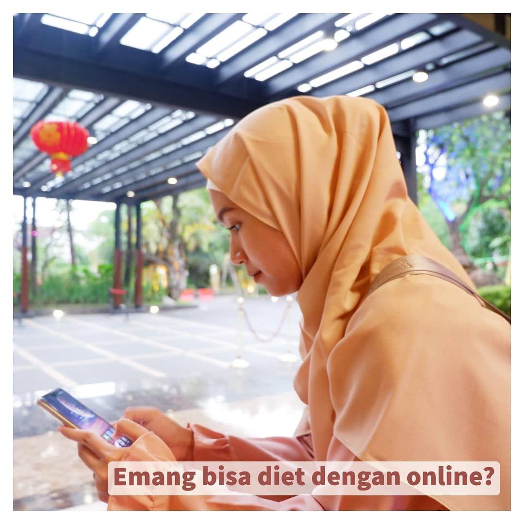 Sekarang Gak Cuma Shopping Aja Yang Bisa Online Diet Juga Bisa Emang Bisa Diet Dengan Online Aja Gak Usah Ketemu Jawaban Saya Bisa Da Diet Tips Diet Tips