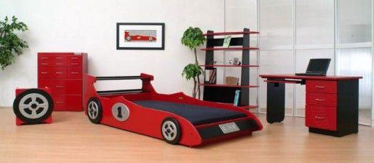20 Car Shaped Beds For Cool Boys Room Designs Kidsomania Boy