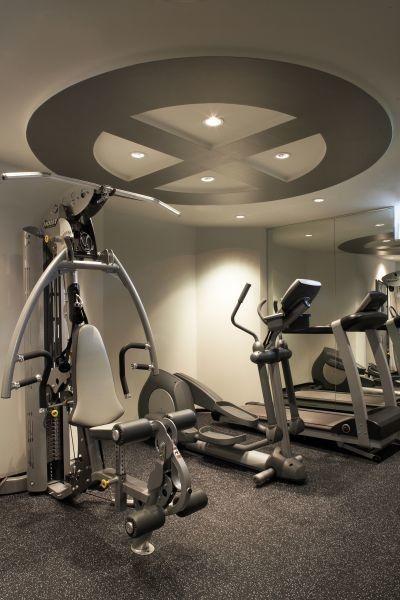 The crib contemporary home gym minneapolis jaque bethke